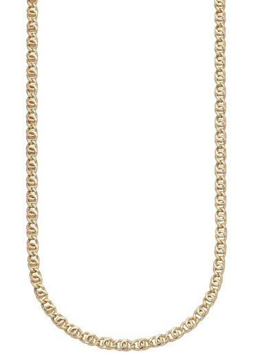 Firetti Goldkette »in Tigeraugenkettengliederung, hochglanzpoliert«