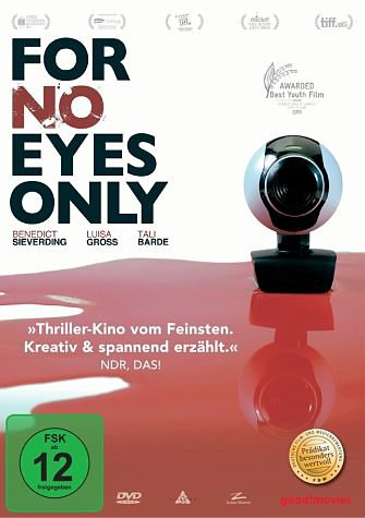 DVD »For No Eyes Only«