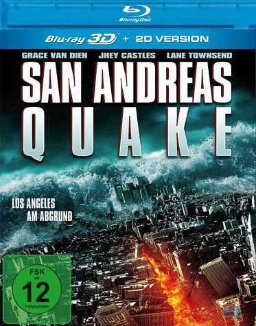 Blu-ray »San Andreas Quake - Los Angeles am Abgrund...«