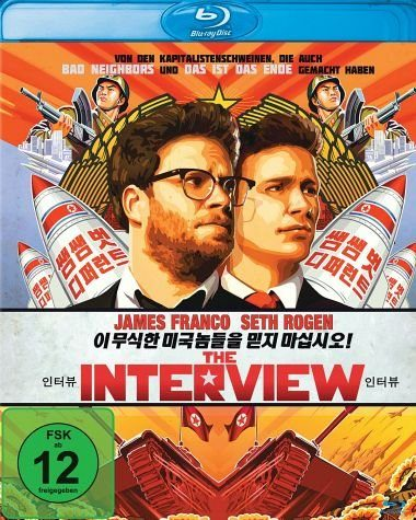Blu-ray »The Interview«