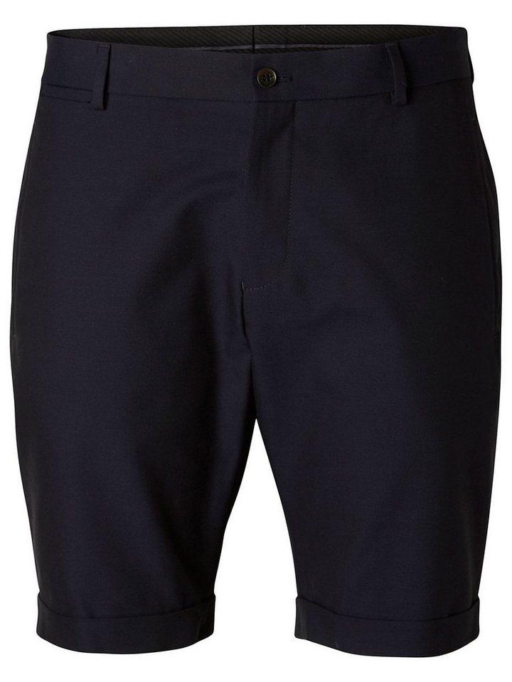 Selected Schicke - Shorts in Dark Navy