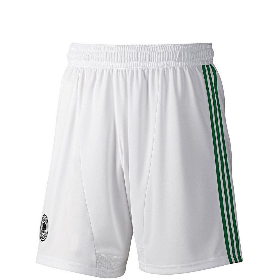 adidas Performance DFB Short Away EM 2012 Kinder in weiß / grün