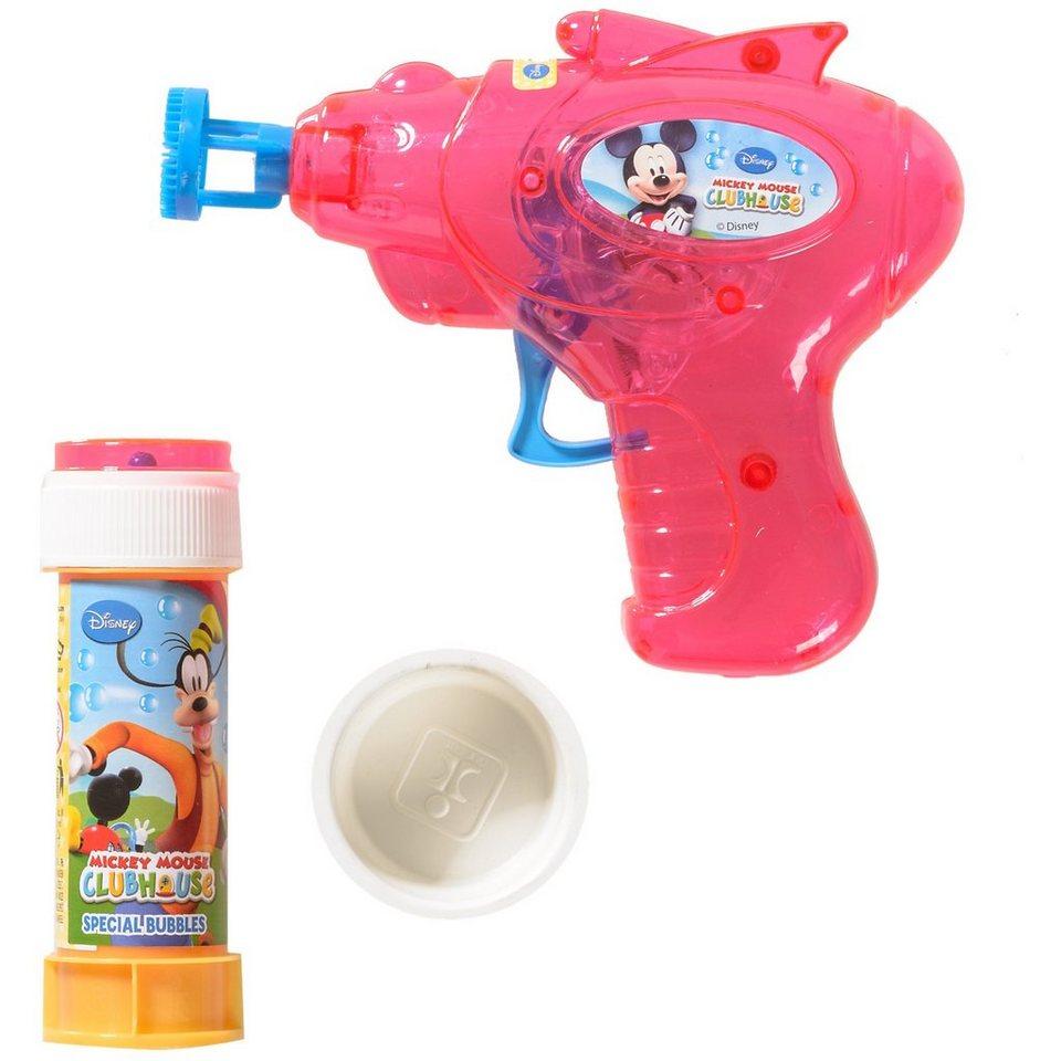 Dulcop Seifenblasen-Pistole Mickey Mouse