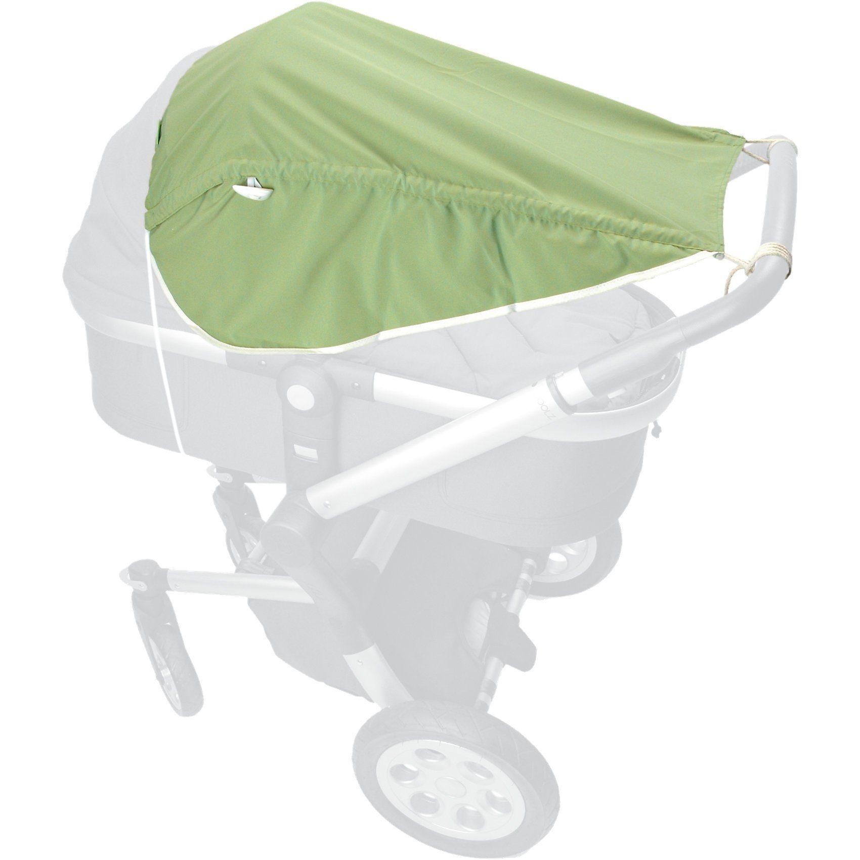 priebes Schattenspender Florence, mit UV-Schutz, grün
