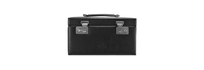 WINDROSE Beluga Uhrenbox 26 cm Leder