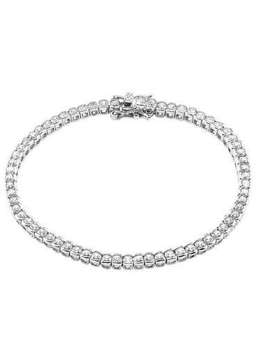 Amor Armband »9351428«, mit Zirkonia
