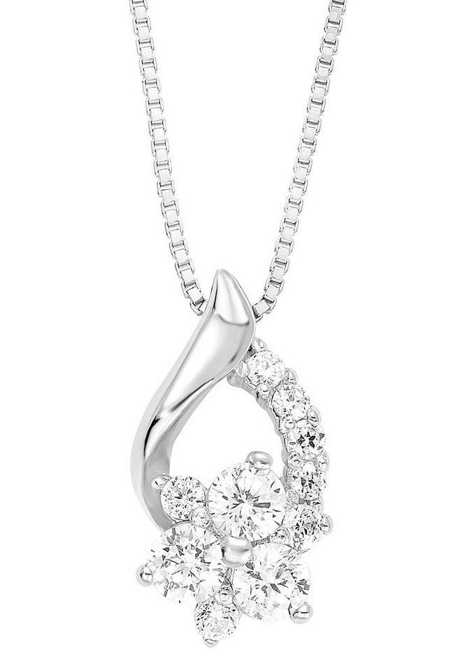 Amor Halskette, »468961« in Silber 925