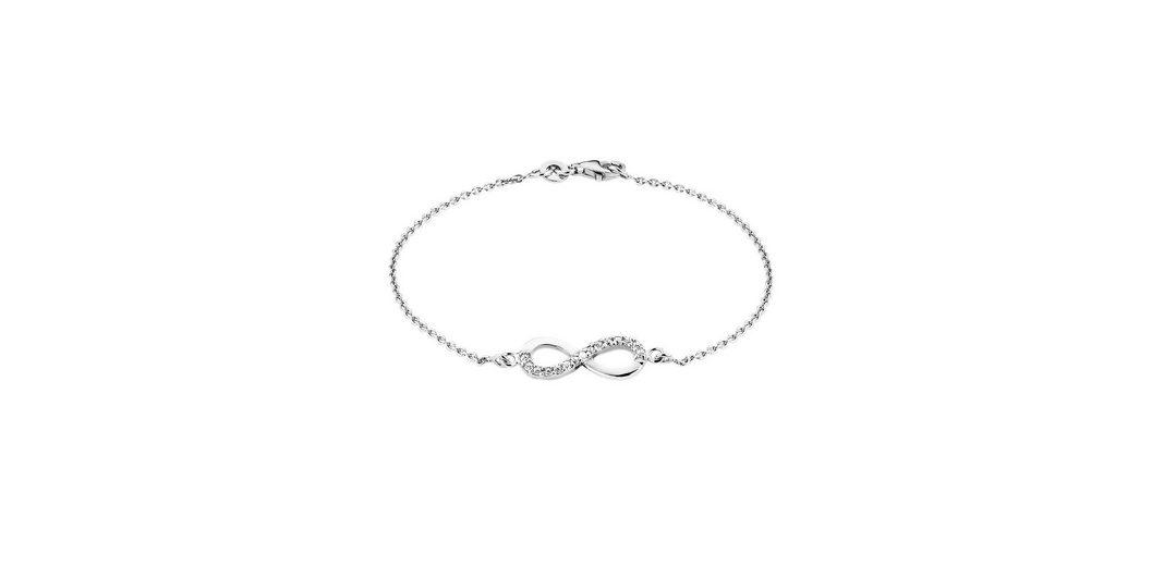 Amor Silberarmband, »Infinity/Unendlichkeit, 50999«