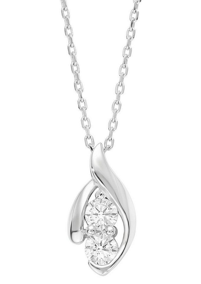 Amor Halskette, »491020« in Silber 925