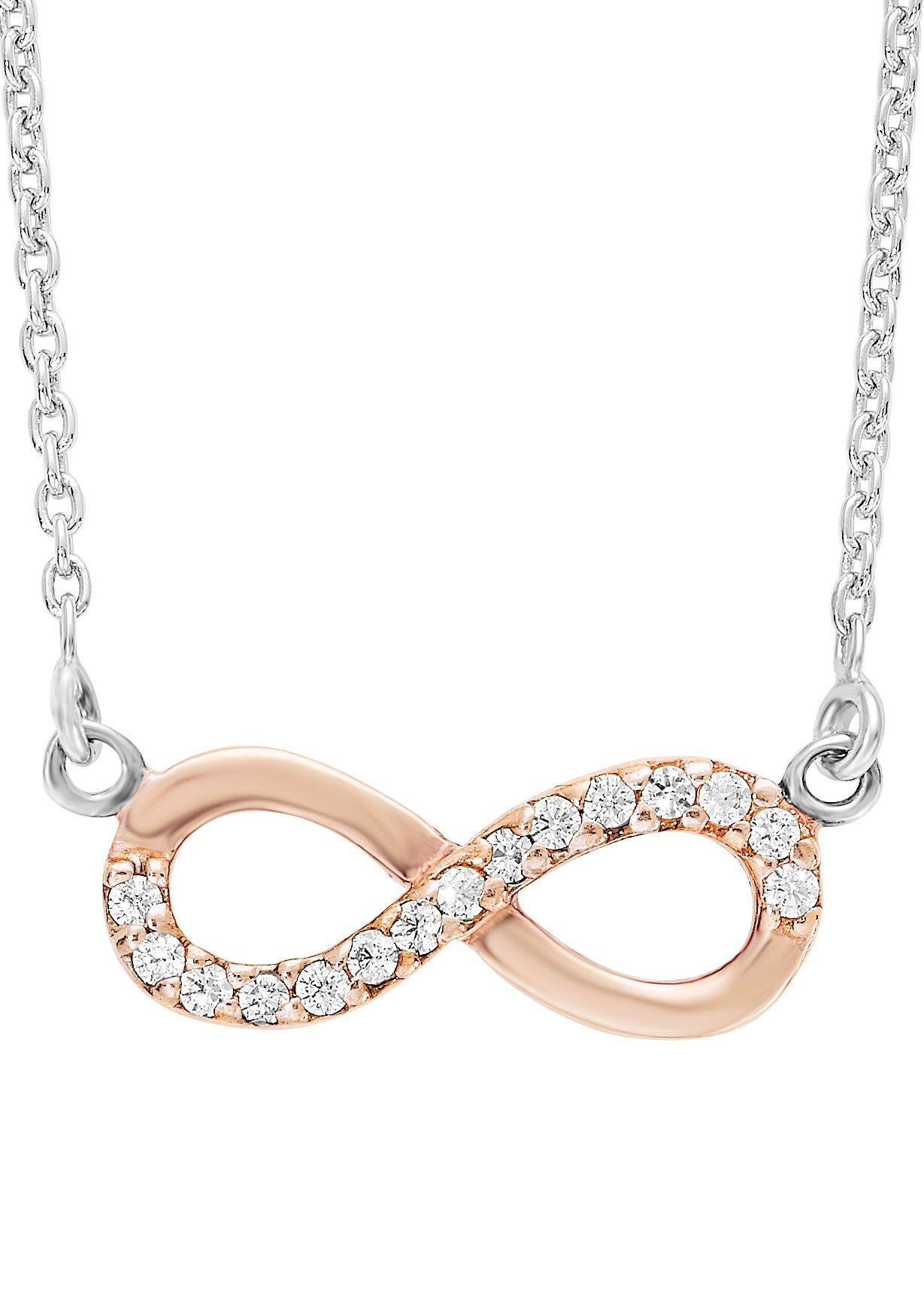 Amor Halskette, »Unendlichkeit, 521789«