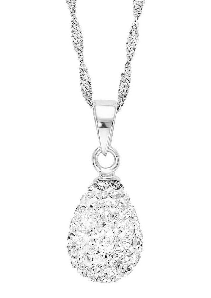 Amor Halskette, »Tropfen, 513661« in Silber 925