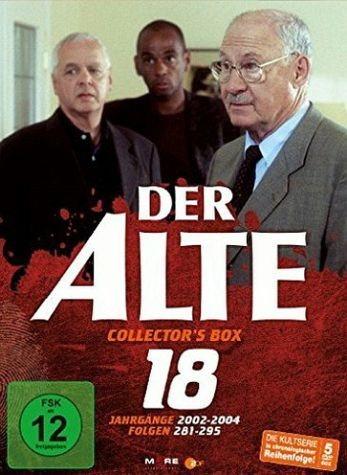 DVD »Der Alte - Collector's Box Vol. 18 (Folgen...«