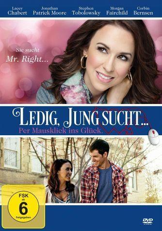 DVD »Ledig, jung sucht... Per Mausklick ins Glück.«