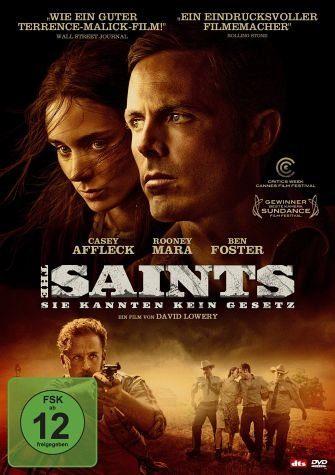 DVD »Saints - Sie kannten kein Gesetz«
