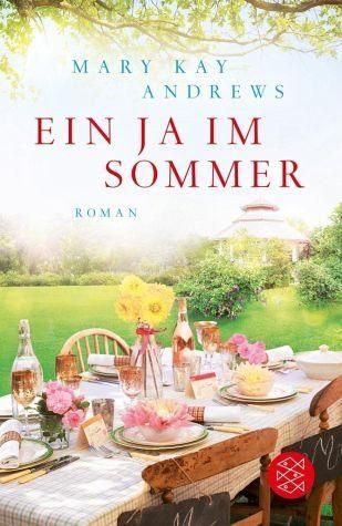 Broschiertes Buch »Ein Ja im Sommer«