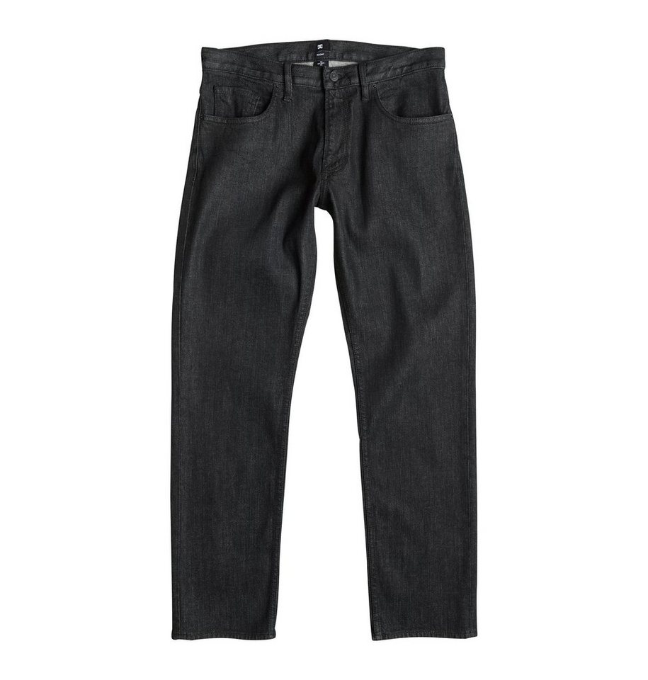 DC Shoes Jeans »Worker Basic Roomy Jean Black Rinse 32« in black rinse