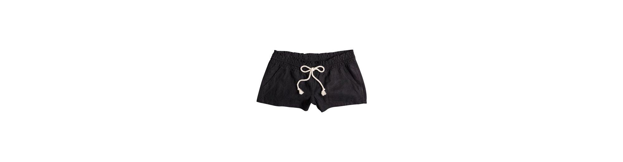 Mode-Stil Zu Verkaufen Günstig Kaufen Roxy Leinen Strand Shorts Oceanside Verkauf 100% Authentisch  Wie Viel Steckdose Suchen 13DQ7V61