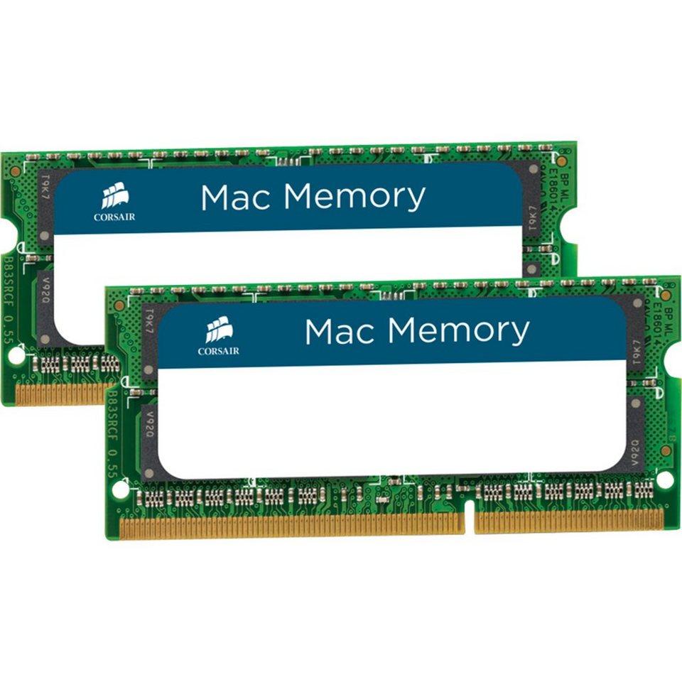 Corsair Arbeitsspeicher »SO-DIMM 16 GB DDR3-1333 Kit«
