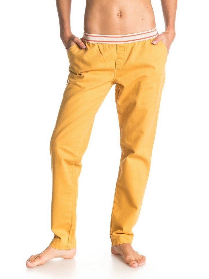 Roxy jean »Bellerose« in bright gold