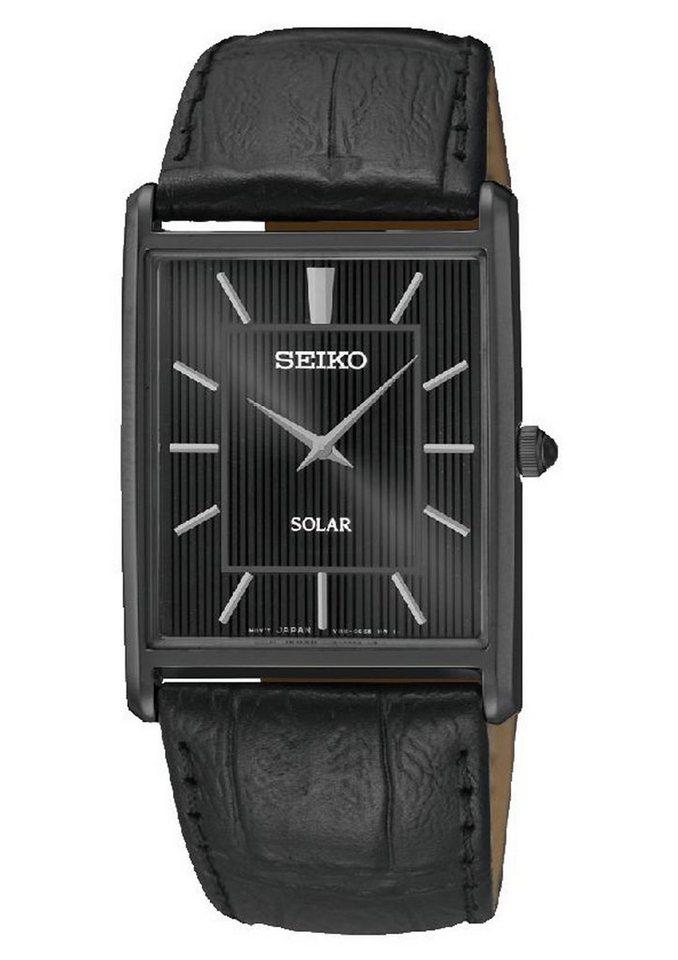 """Seiko, Armbanduhr, """"SUP881P1"""" in schwarz"""