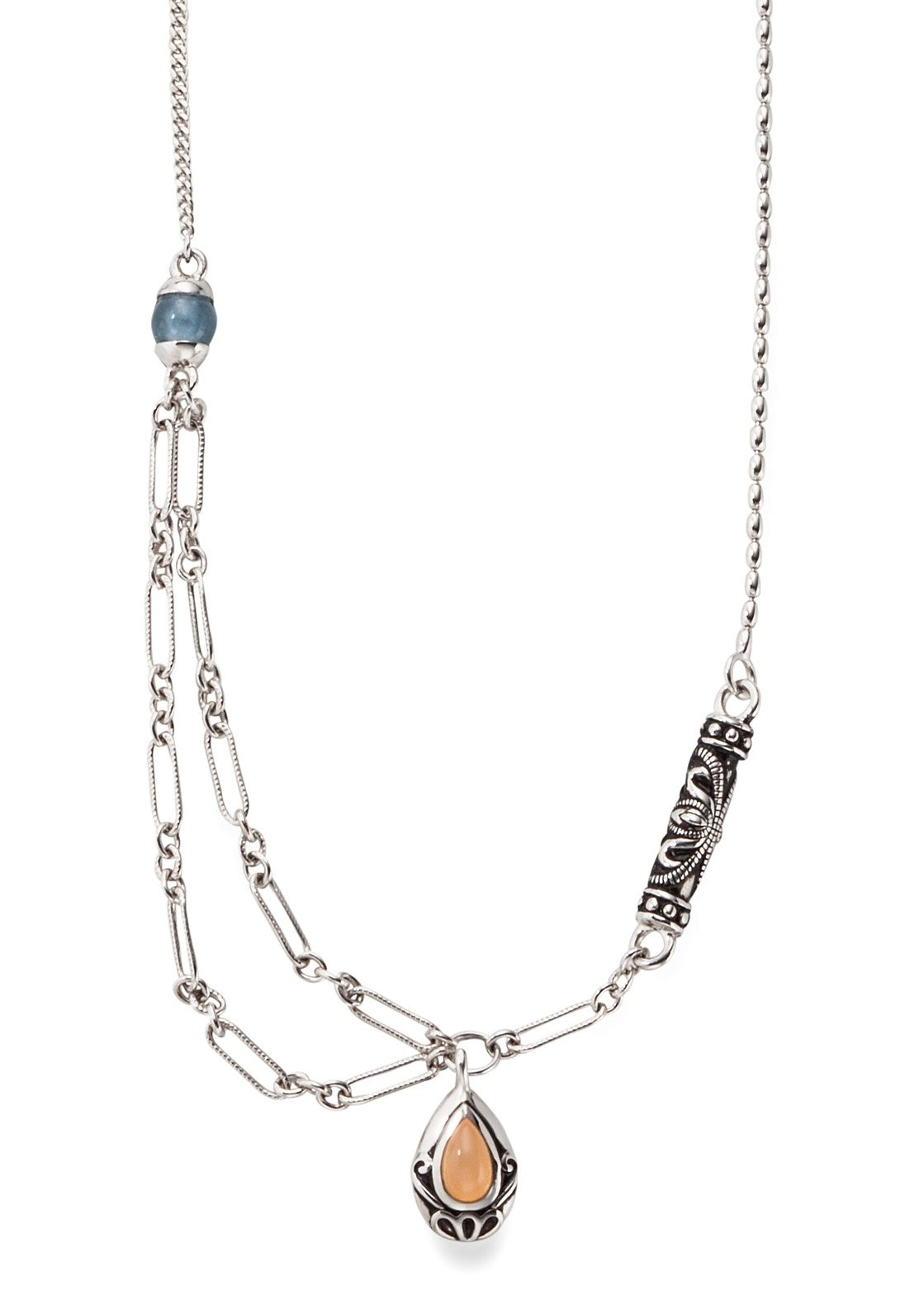 caï Women Halskette, »India Ethno, C1636N/90/Q9/42+3«
