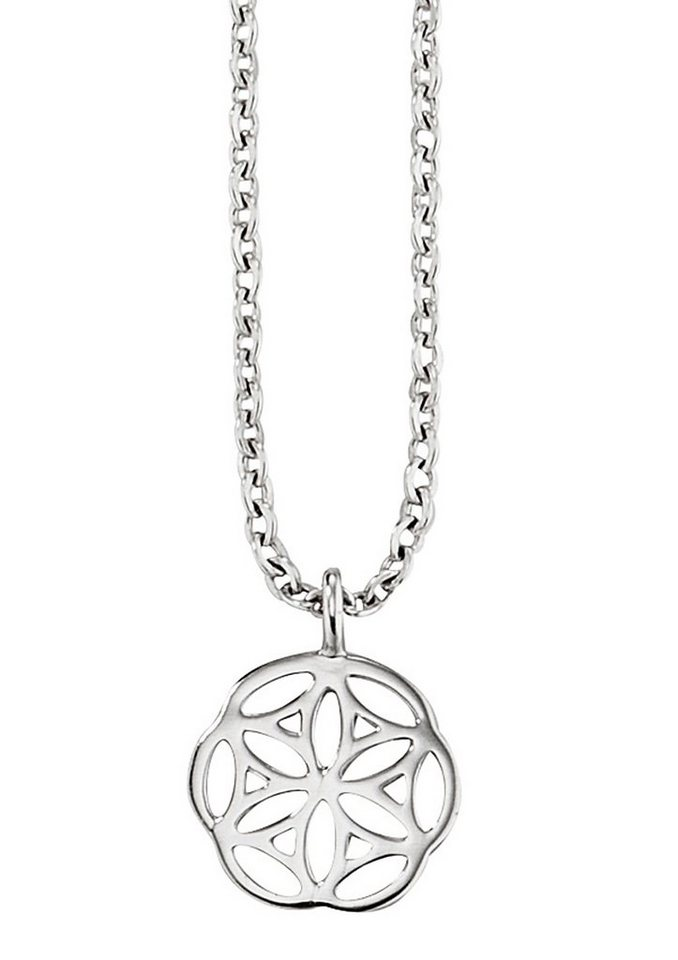 caï Women Silberkette, »Blume, Oriental Dreams, C1642N/90/00/45« in Silber 925