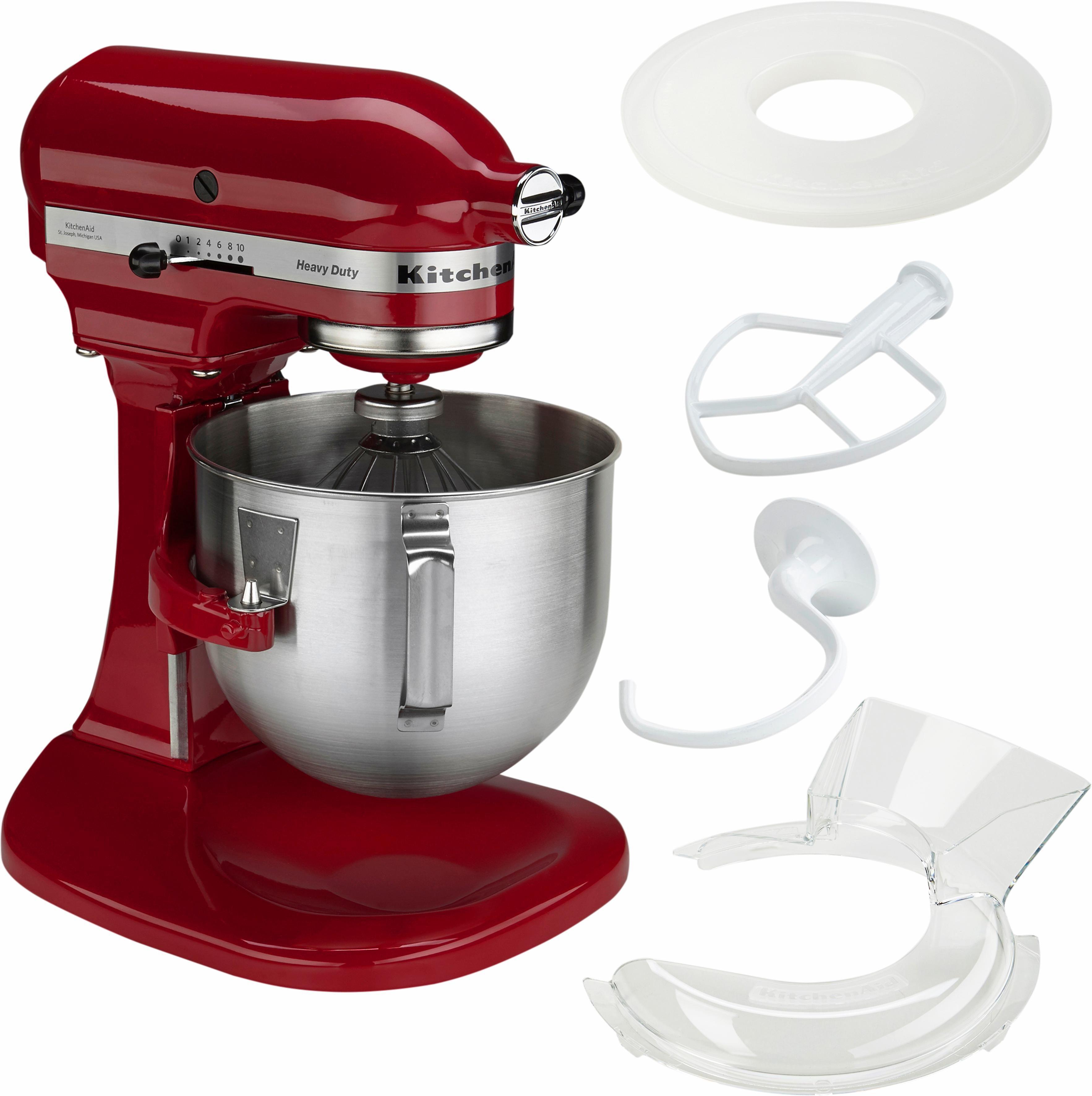 KitchenAid® Küchenmaschine 5KPM5EER mit Schüsselheber