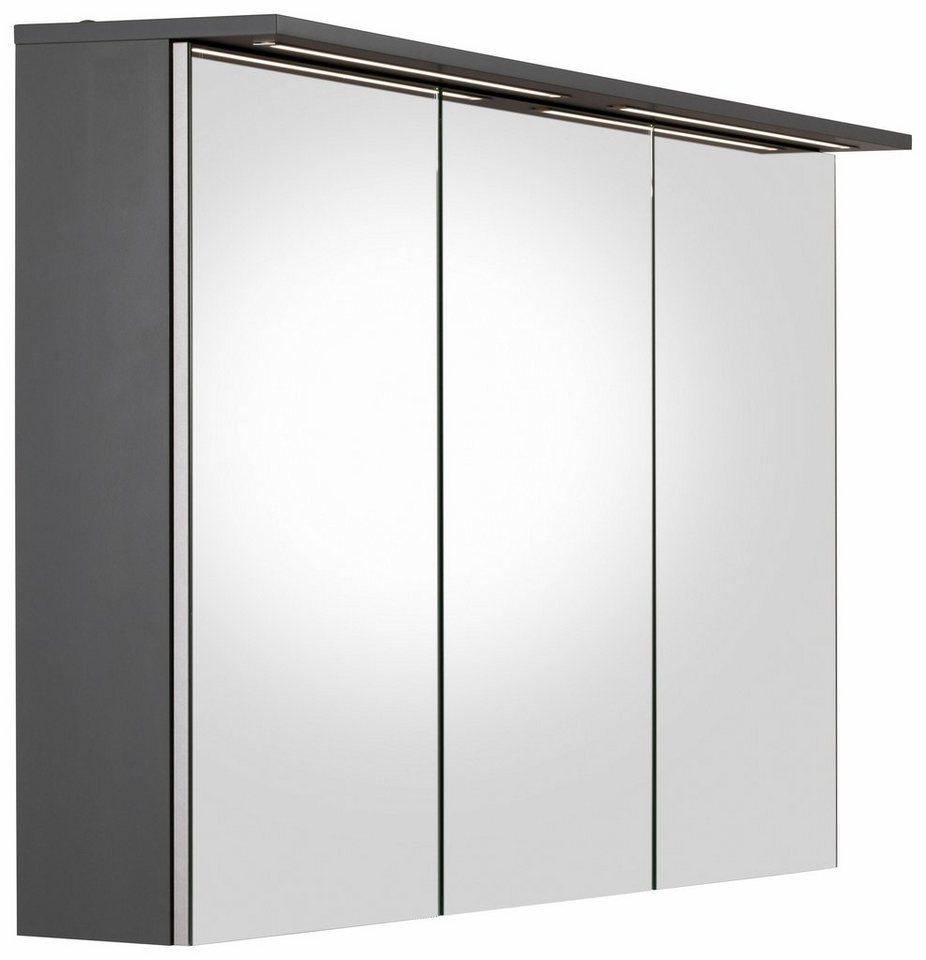 Schildmeyer spiegelschrank profil 16 mit led beleuchtung for Beleuchtung spiegelschrank