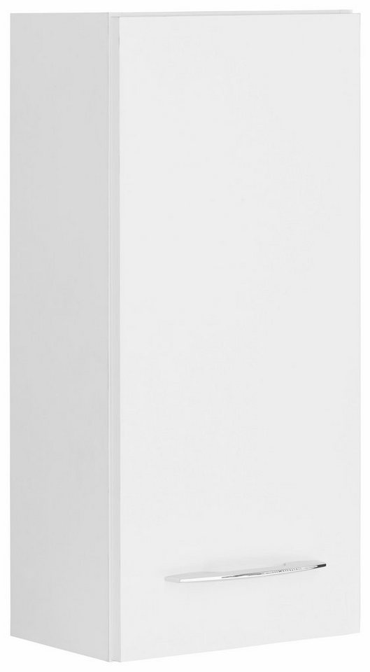 Held Möbel Hängeschrank »Portofino« in weiß-weiß