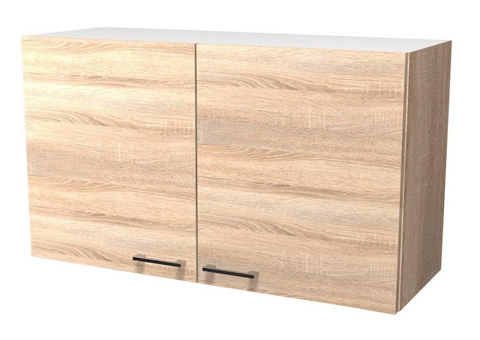 Küchenhängeschrank »Rio«, Breite 100 cm in eichefarben