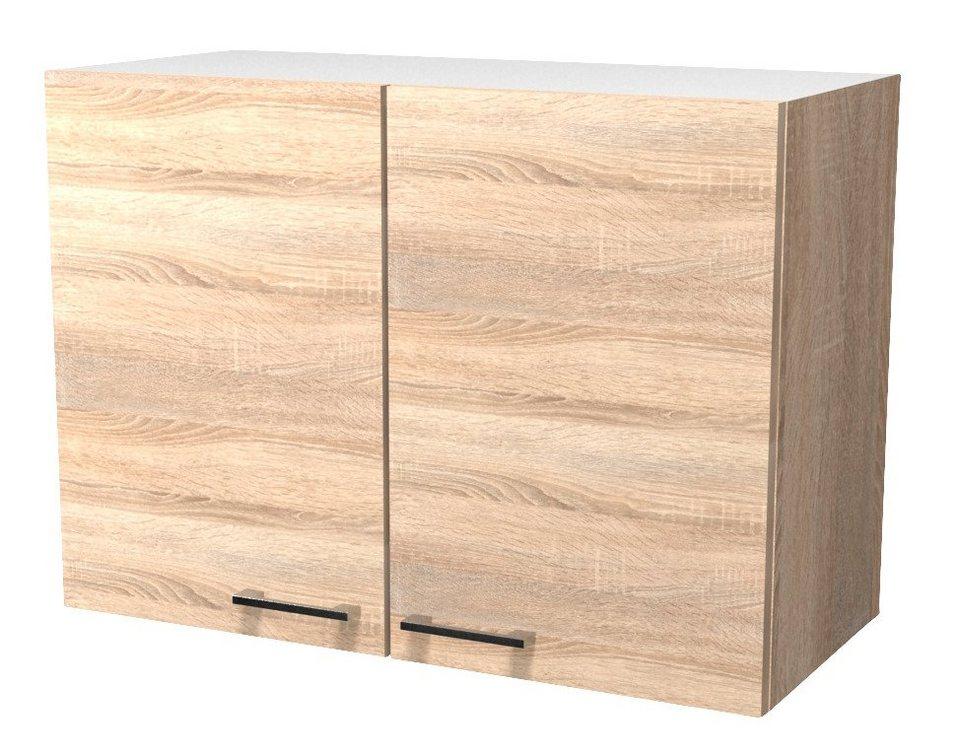 Küchenhängeschrank »Rio«, Breite 80 cm in eichefarben