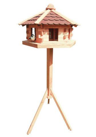 PROMADINO Inkilas paukščių namelis su stovas B/T...