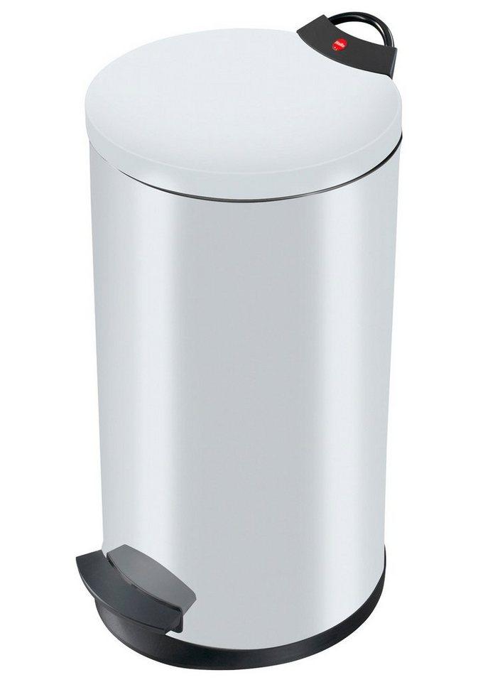 Tret-Abfalleimer »T2.20« in weiß