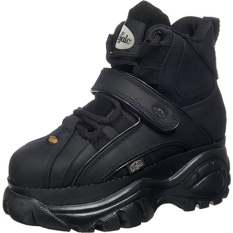 BUFFALO Sneakers in schwarz