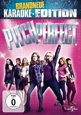 DVD »Pitch Perfect (Karaoke Edition)«