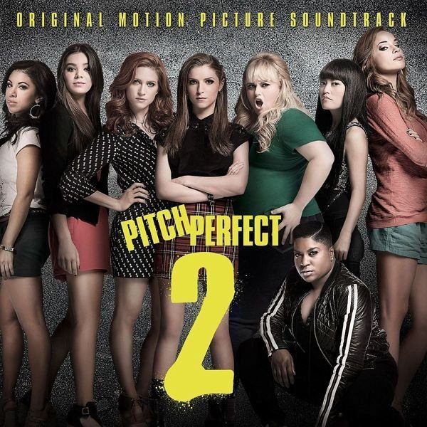 Audio CD »Various: Pitch Perfect 2«