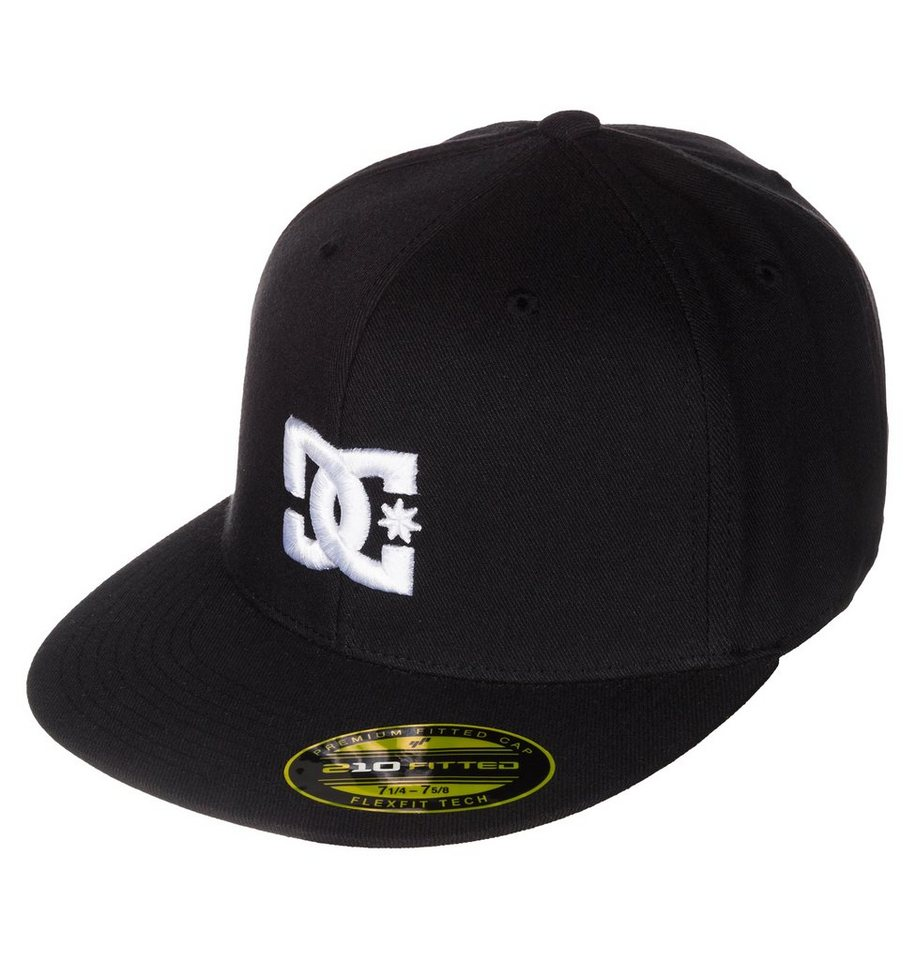 DC Shoes 210 FlexFit Cap »Take That« in white