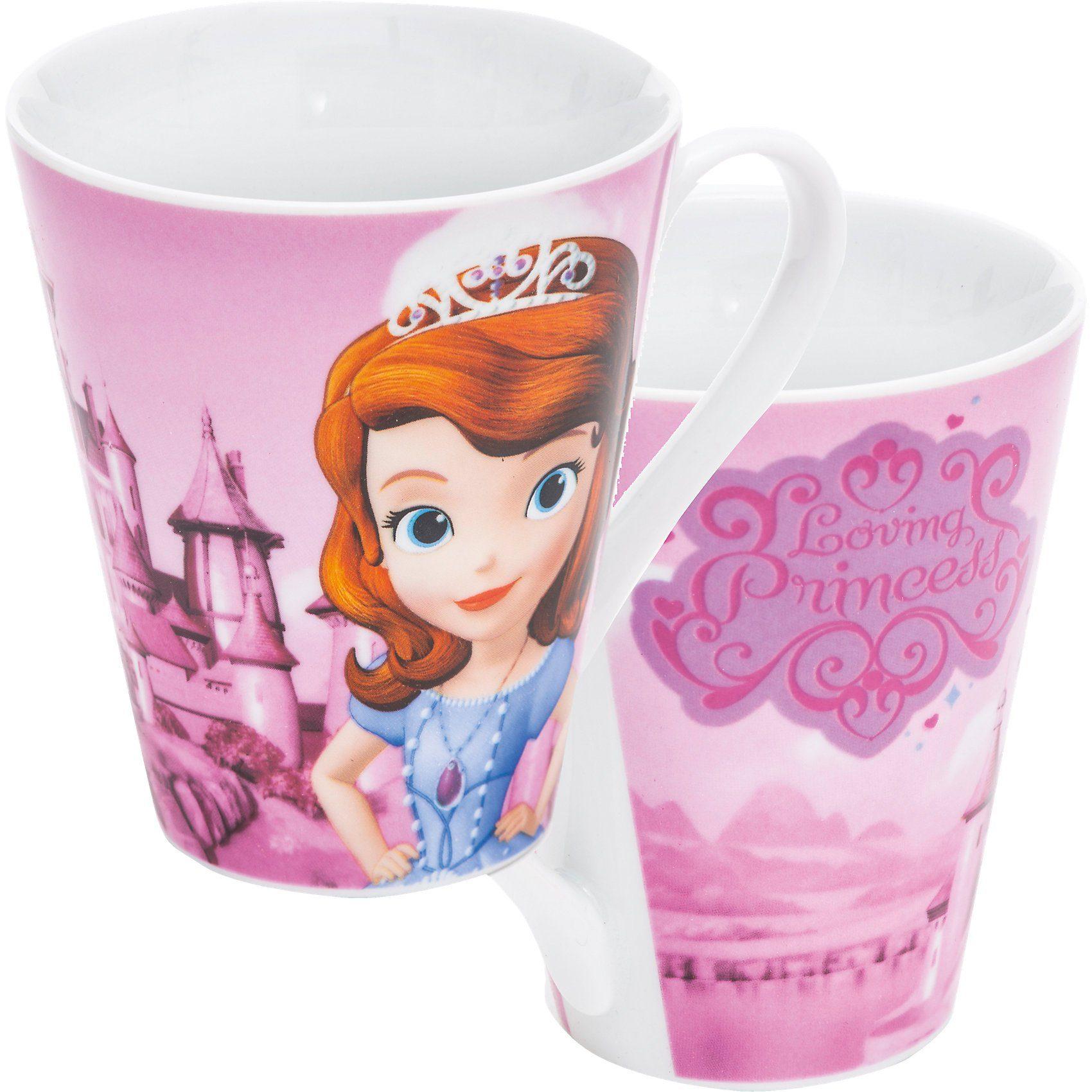 JOY TOY Tasse Keramik Sofia die Erste, 300 ml