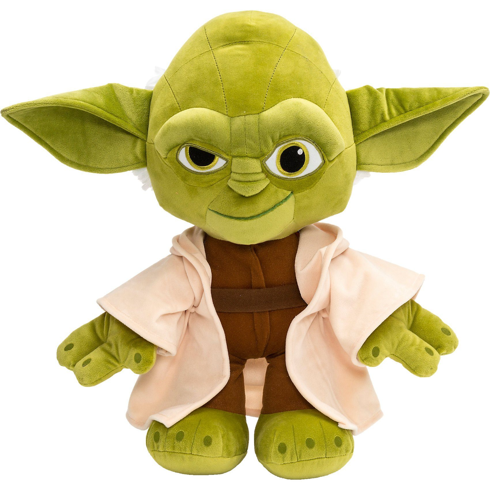 JOY TOY Velboa-Samtplüsch Yoda Star Wars, 45 cm
