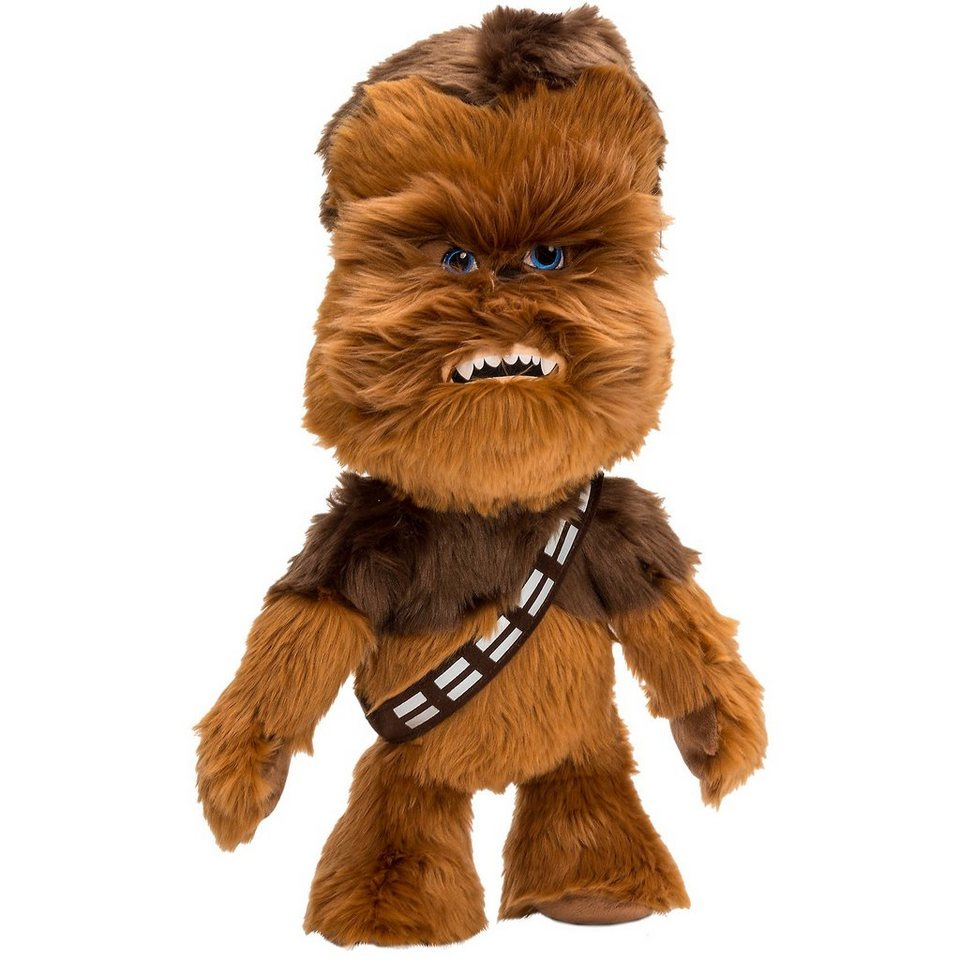 joy toy velboa samtpl sch chewbacca star wars 45 cm. Black Bedroom Furniture Sets. Home Design Ideas