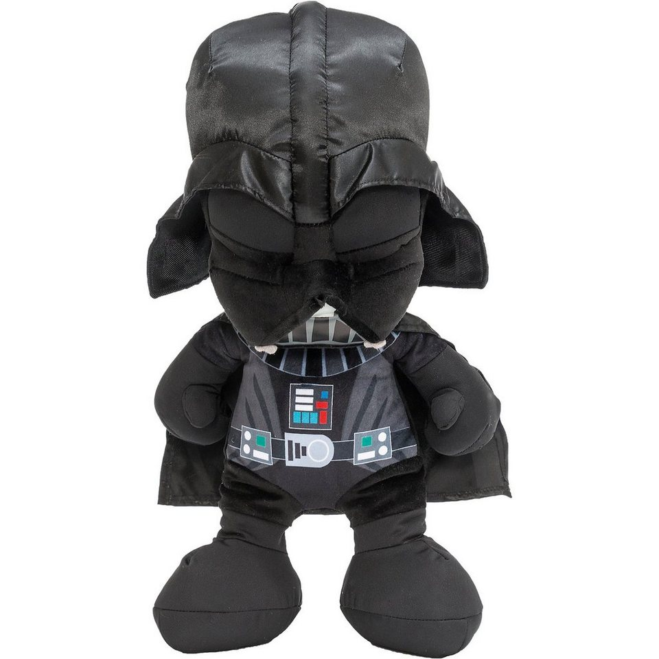 JOY TOY Velboa-Samtplüsch Darth Vader Star Wars, 45 cm