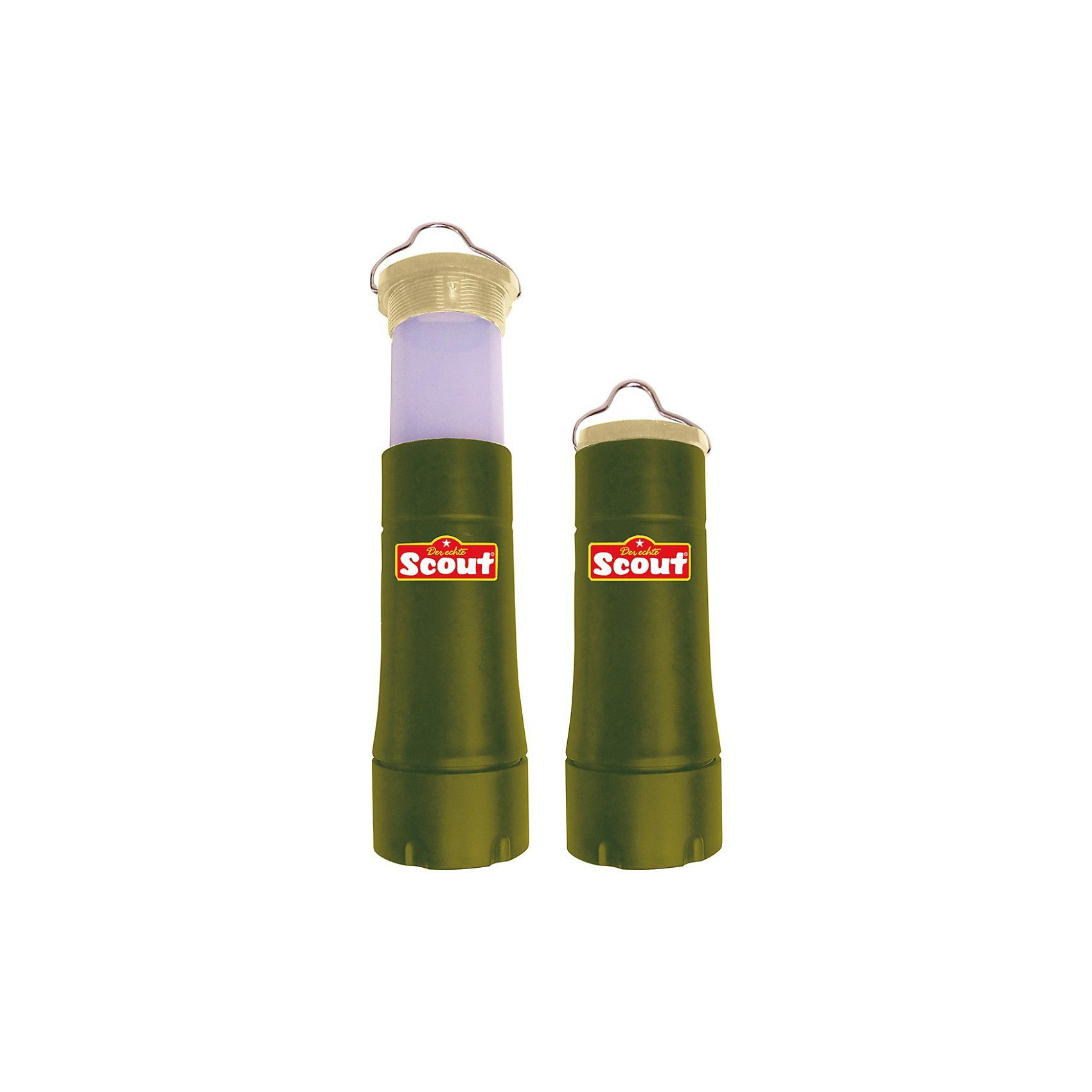 Scout 2in1 Zelt- & Taschen- lampe