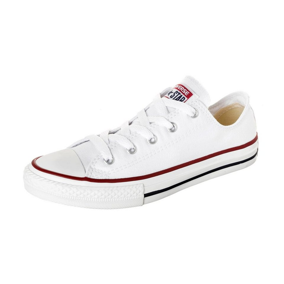 CONVERSE Chuck Taylor All Star OX Sneaker Kinder in weiß
