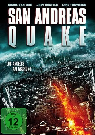 DVD »San Andreas Quake - Los Angeles am Abgrund«