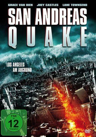 DVD »San Andreas Quake - Los Angeles am Abgrund«