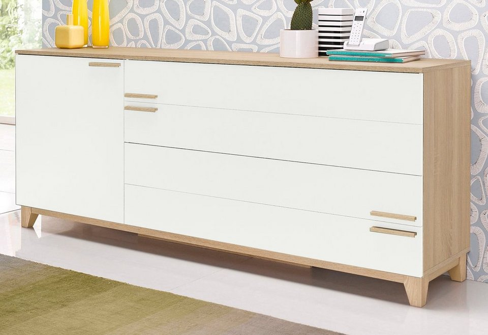 Elegant Sideboard Breite Cm With Sideboard Weiss Matt