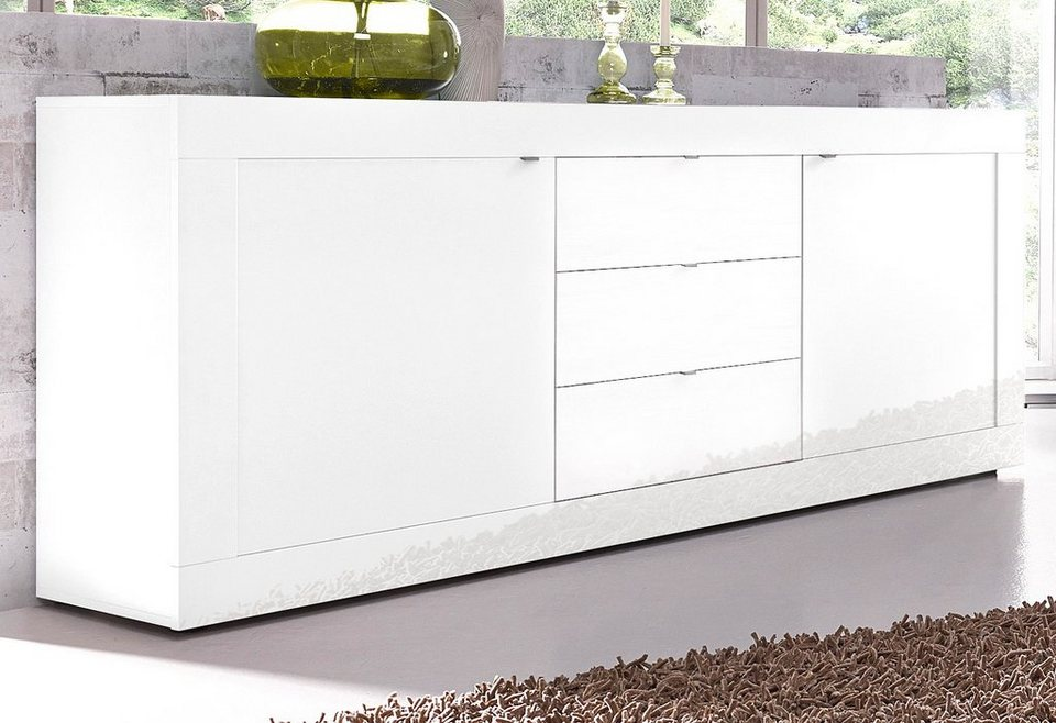 lc sideboard breite 210 cm online kaufen otto. Black Bedroom Furniture Sets. Home Design Ideas