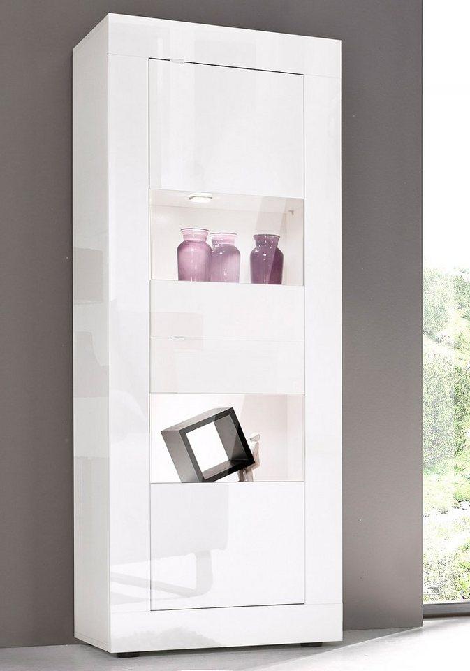 Wohnzimmer Vitrine Weiß – abomaheber.info