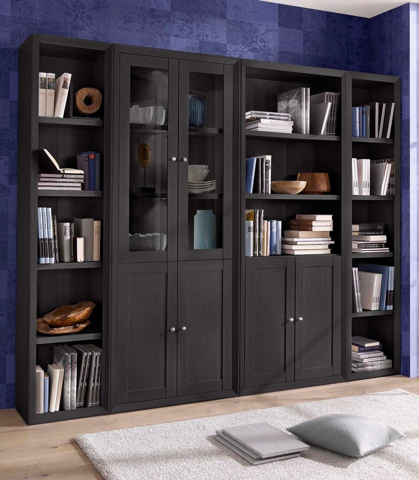 otto m bel wohnwand wohnwand wei hochglanz otto. Black Bedroom Furniture Sets. Home Design Ideas