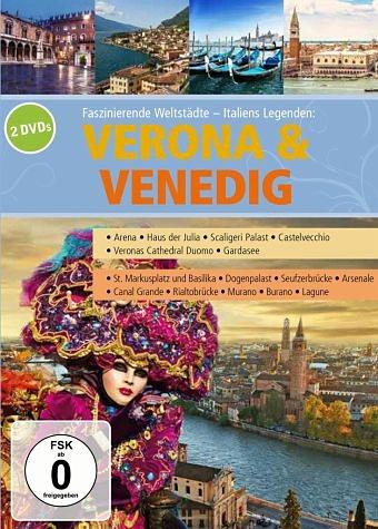 DVD »Faszinierende Weltstädte - Verona & Venedig (2...«